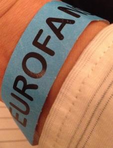 Bracelet Eurofan