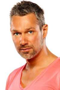 Le styliste néerlandais Tycho Boerke