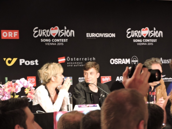Crédit photo: Vincent Bayer @eurovisiolovers.wordpress.com