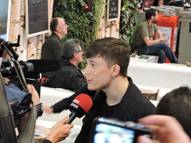 Crédit photo: Vincent Bayer @eurovisionlovers.wordpress.com