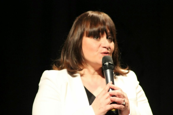 Lisa Angell - Eurofans 2015
